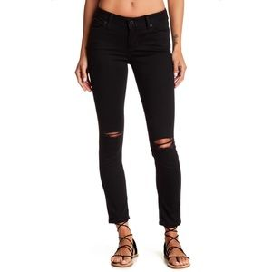 Lucky Brand Charlie Skinny Low-Rose Jeans